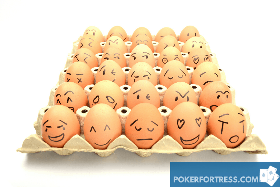 emotions in poker