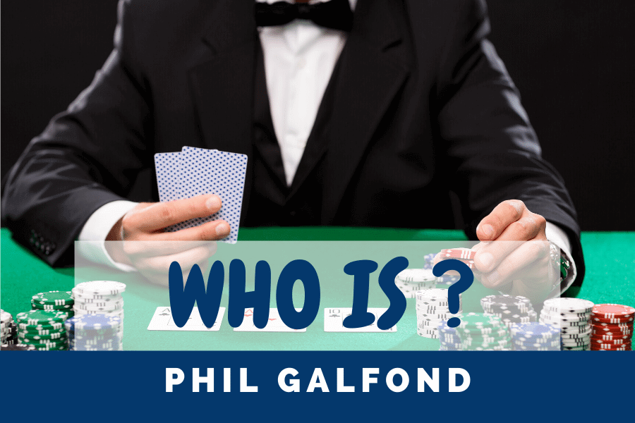 Phil Galfond: poker player, coach, poker site owner
