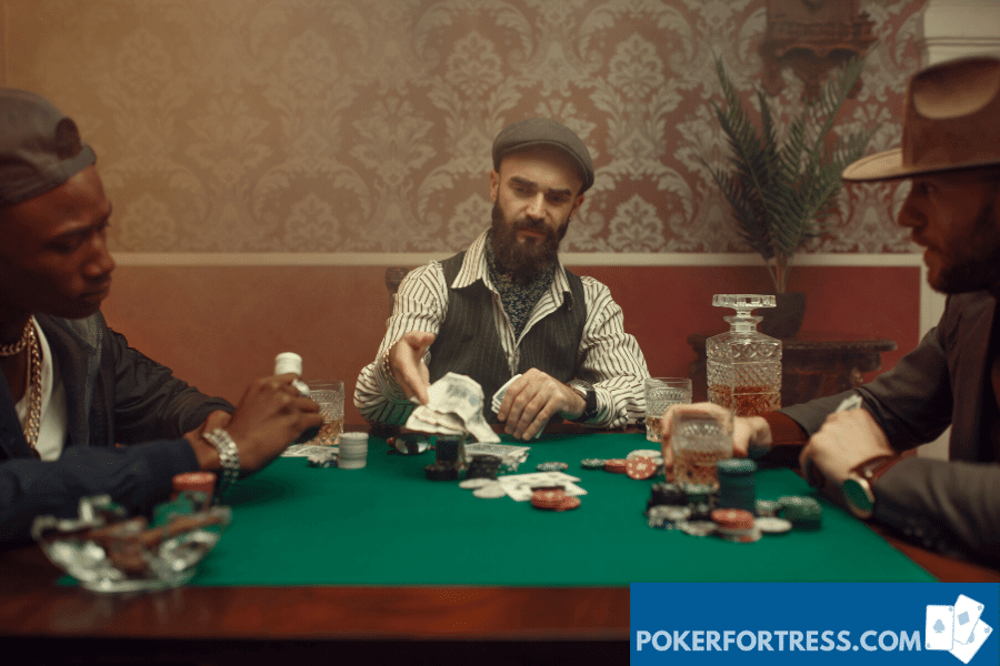 playing poker 3 handed