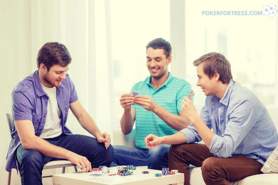 Time duration of poker game with friends