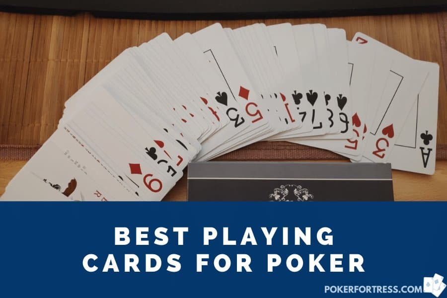 best poker playing cards
