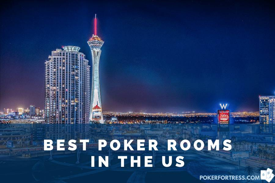 best poker rooms in the us