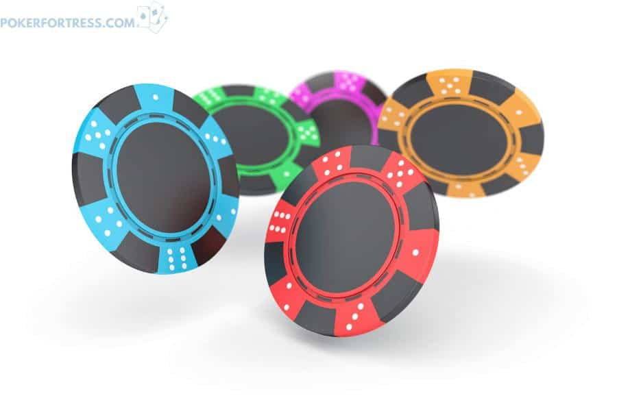 Better quality plastic poker chips.