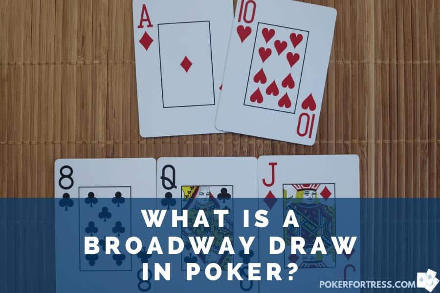 what is a broadway draw