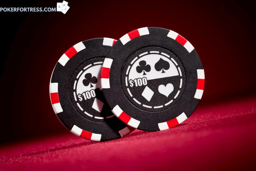 Casino chips are mostly microchipped.