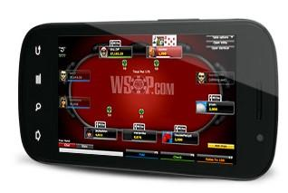 Mobile WSOP poker app