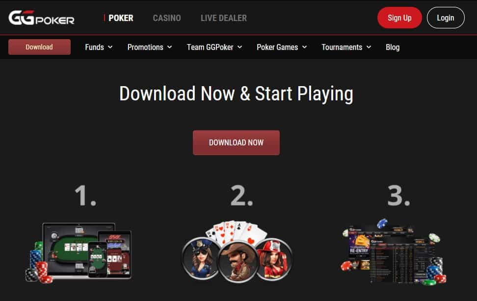 GGPoker's mobile app is what every other app should strive to become.
