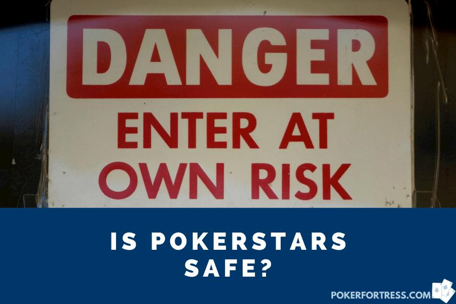 Is Pokerstars Legit