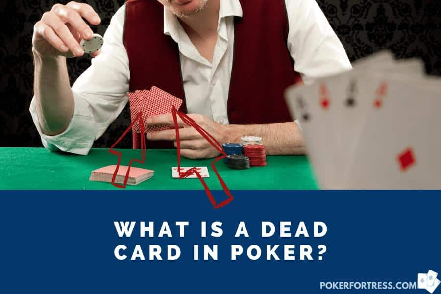 example of dead card in poker