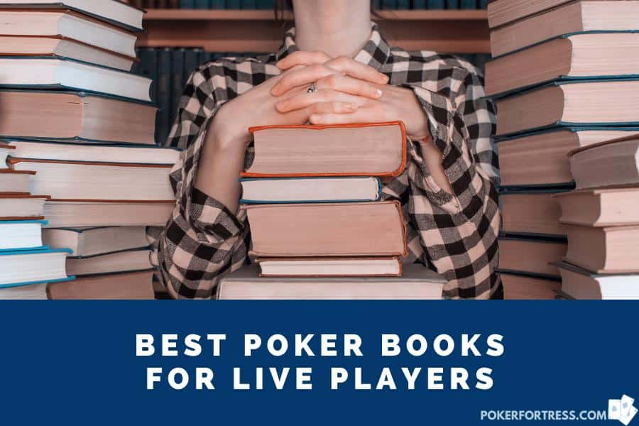 best books for live poker players